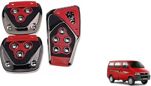 TAKECARE Brake Treadle Clutch Pedal Cover Pad Manual Pedals Non Slip/Anti Slip Car Foot Pedal Cover for Maruti Suzuki Eeco Car Pedal