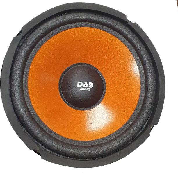 DAB 8 inch Orange 9017 Magnet Speaker Subwoofer
