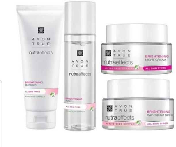 AVON Nutraeffects brightening full treatment set
