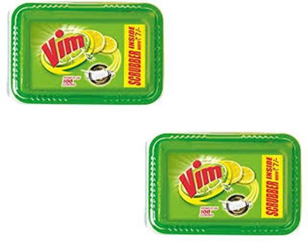 Vim Dishwash Bar 500 G * 2 Dishwash Bar