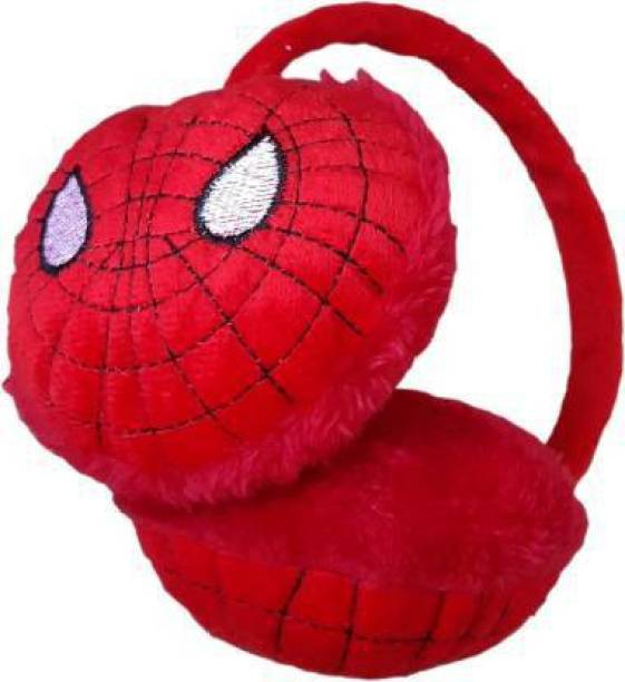 EnviUs Spider Man Ear Muffs For Boys And Girls for Winter Protection (pack of 1) Ear Muff