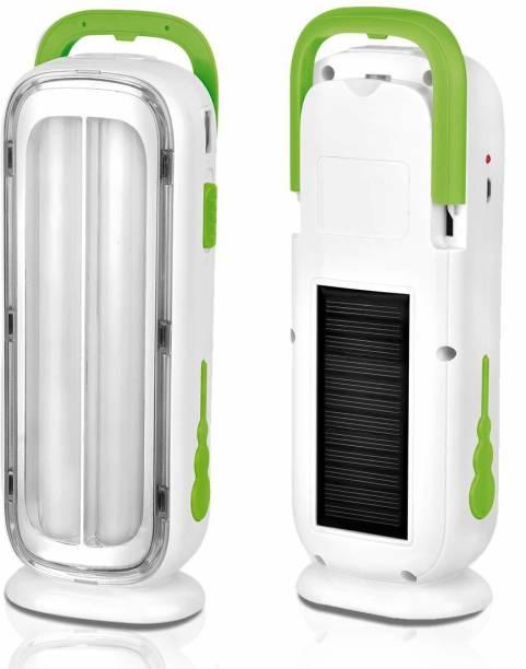 FIRSTLIKE 2 Tube Home Solar Emergency Light Lantern Emergency Light