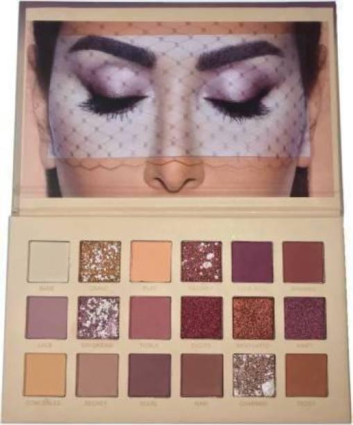 eaglemart New Nude Eyeshadow Palette 19.7 g