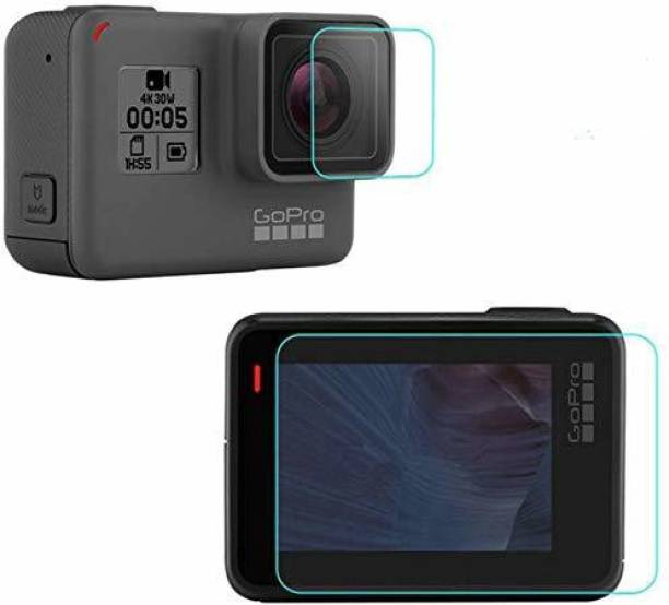 M.G.R.J Tempered Glass Guard for GoPro Hero 5, GoPro Hero 6