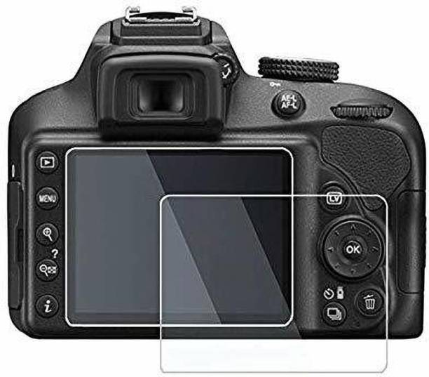 M.G.R.J Tempered Glass Guard for Nikon D3500
