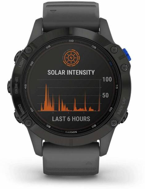 GARMIN Fenix 6 Pro Solar 010-02410-40 Smartwatch