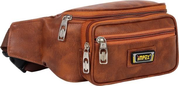IMPEX Travel Money Belt, Waist Pouch Bag Waist Bag