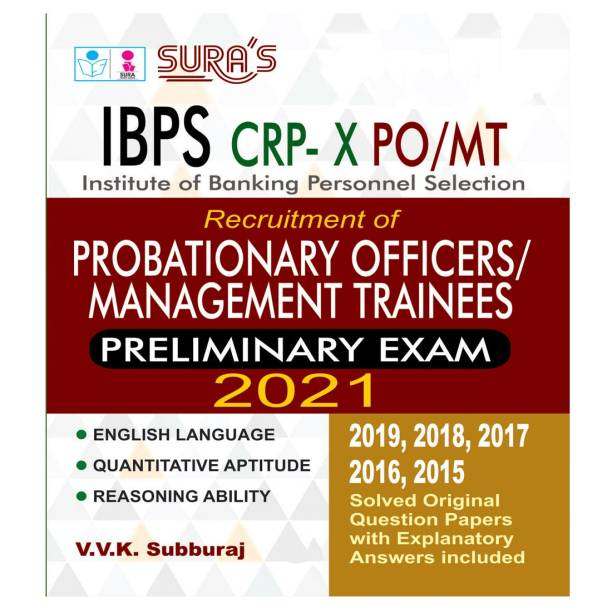 Bank Probationary Officers's Exam