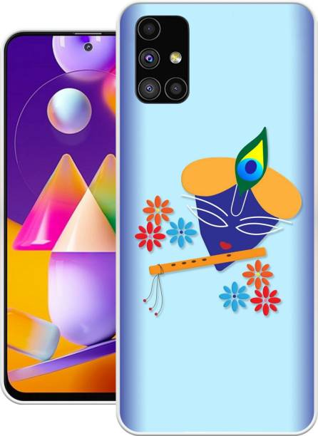Smart Cases Back Cover for Samsung Galaxy M31s