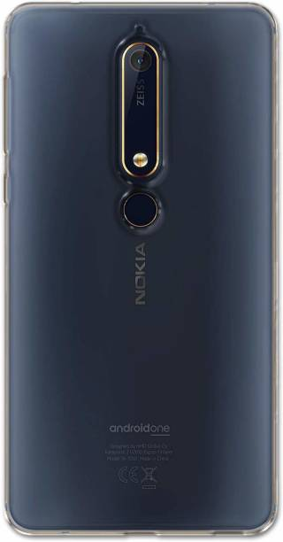 D CAT Back Cover for Nokia 6.1, N36