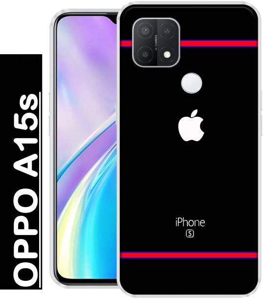 redfly Back Cover for Oppo A15s