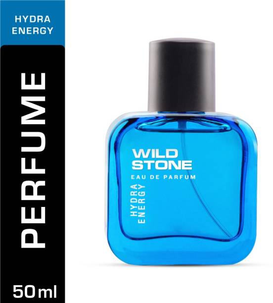 Wild Stone Hydra Energy Perfume for Men, 50ml (Pack of 1) Body Spray  -  For Men