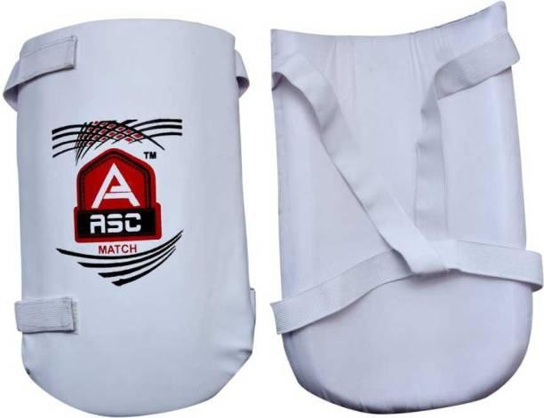 ASC Cricket Thigh Guard Pad-Match (Mens) - 1 Piece Cricket Thigh Guard