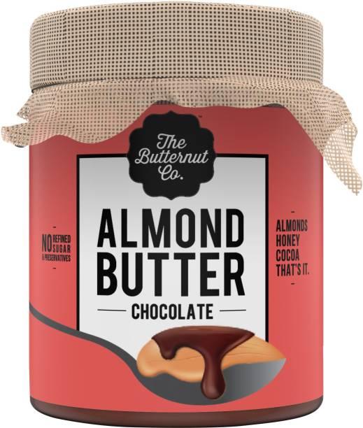 The Butternut Co. No Sugar Chocolate Almond Butter 200 g