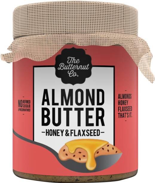 The Butternut Co. Flax Seed Honey Almond Butter 200 g
