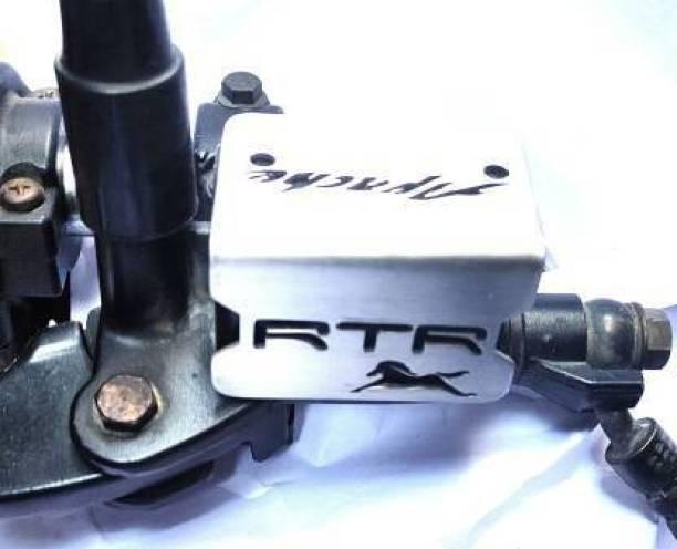 IMAD TRADING DISC OIL BOX CAP FOR RTR(TVS) Bike Crash Guard