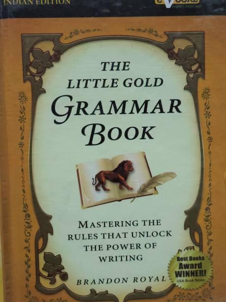The Little Gold Grammer Book