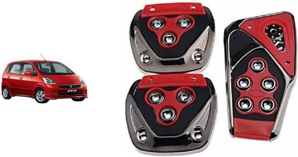 TAKECARE Brake Treadle Clutch Pedal Cover Pad Manual Pedals Non Slip/Anti Slip Car Foot Pedal Cover for Maruti Suzuki ZEN Car Pedal