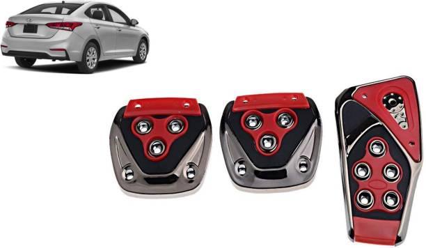 TAKECARE Brake Treadle Clutch Pedal Cover Pad Manual Pedals Non Slip/Anti Slip Car Foot Pedal Cover Car Pedal