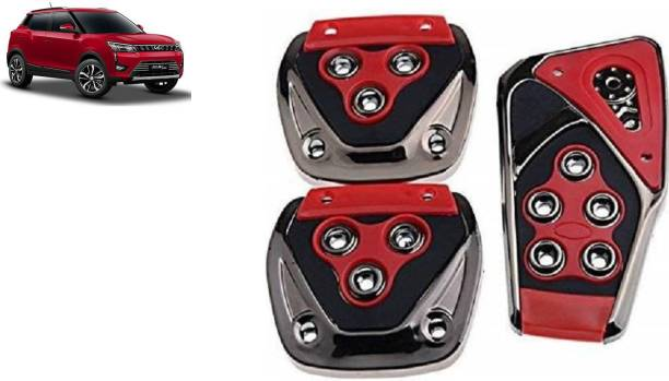 MADMEX Pedal Cover Brake Treadle Clutch Pedals Non Slip/Anti Slip Car Foot Pedal Cover for Mahindra Xuv500 Car Pedal