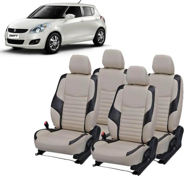 Luxury Premium Leatherette Car Seat Cover For Maruti Swift