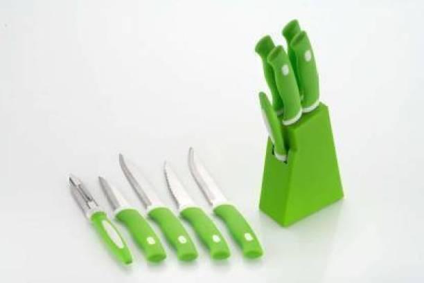 JIYA TAKEN Stainless Steel, Plastic Knife Set