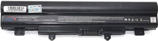 Laptrix Laptop Battery Compatible for AL14A32 KT.00603.008 3ICR17/65-2 Acer Aspire E1-571 E5-571 E5-411 E5-421 E5-511 E5-521 V3-472 V3-572 E14 6 Cell Laptop Battery