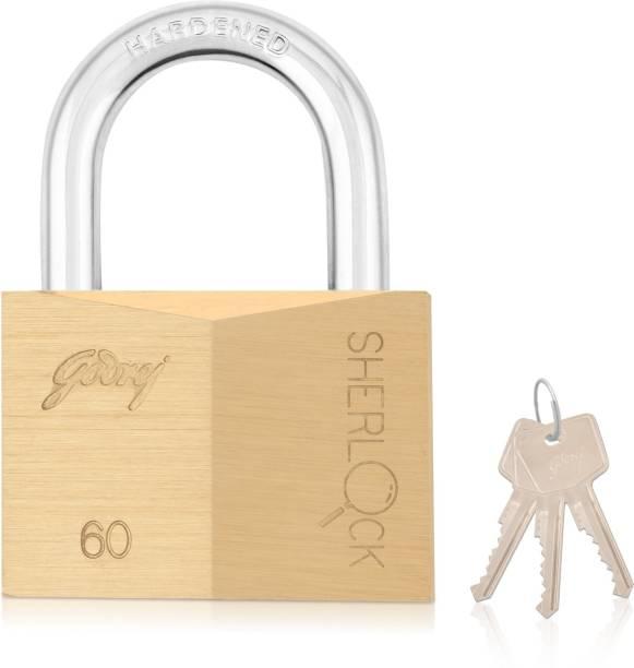 Godrej Locks Sherlock 60mm Padlock