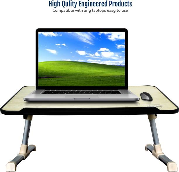 Digitics Wood Portable Laptop Table
