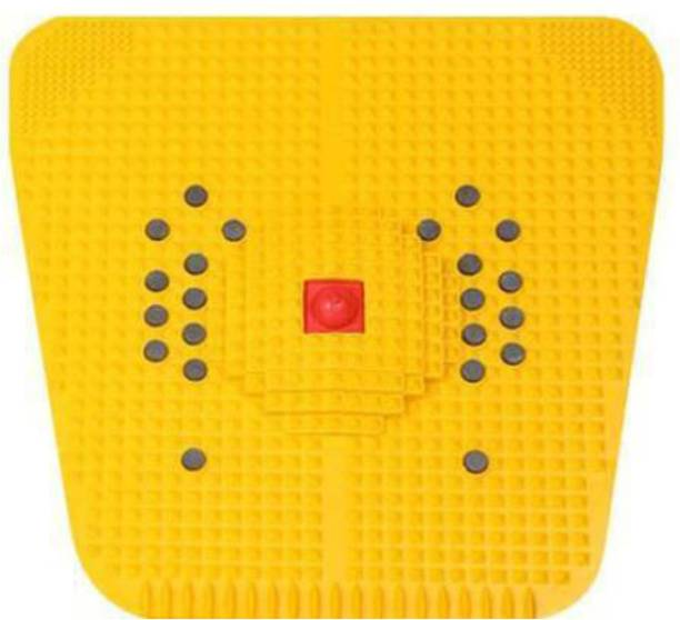 SHOPYFY Acupressure Mat Pain Relief home Gym Fitness Kit foot mat acupuncture massager 6 mm Accupressure Mat