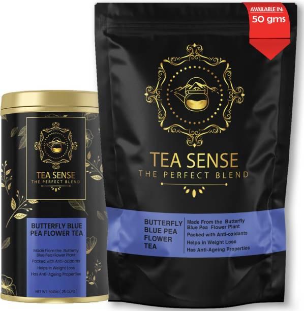 Tea Sense Blue Pea Tea 50g Herbal Tea Pouch