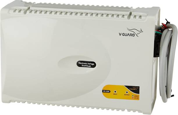V-Guard VG 500 for 2 Ton A.C Voltage Stabilizer