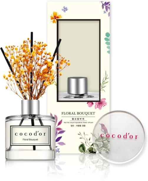 Cocodor Floral Bouquet Diffuser Set