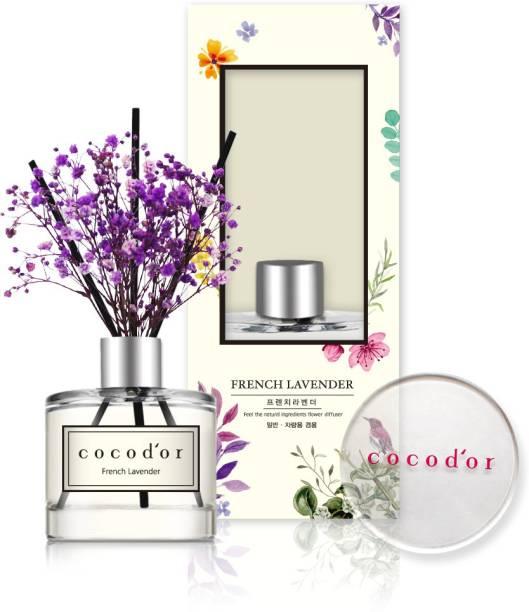 Cocodor Garden Lavender Diffuser Set