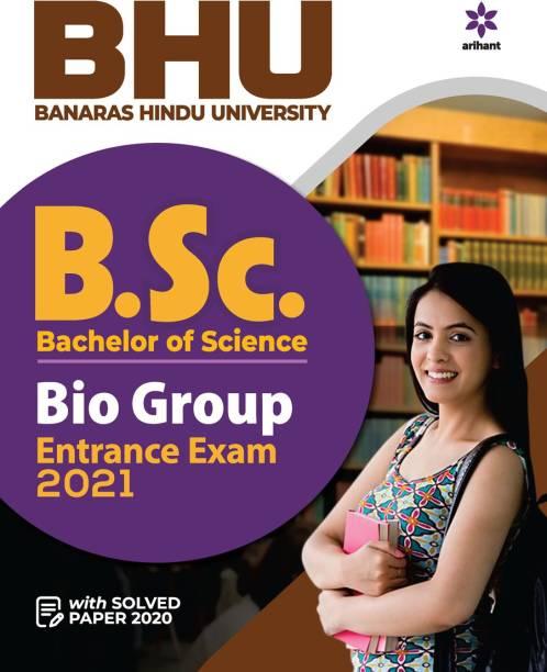 Bhu Banaras Hindu University B.Sc Bio Group Entrance Exam 2021