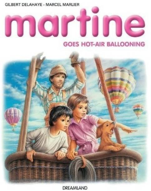 19. Martine and the Hot-Air Balloon