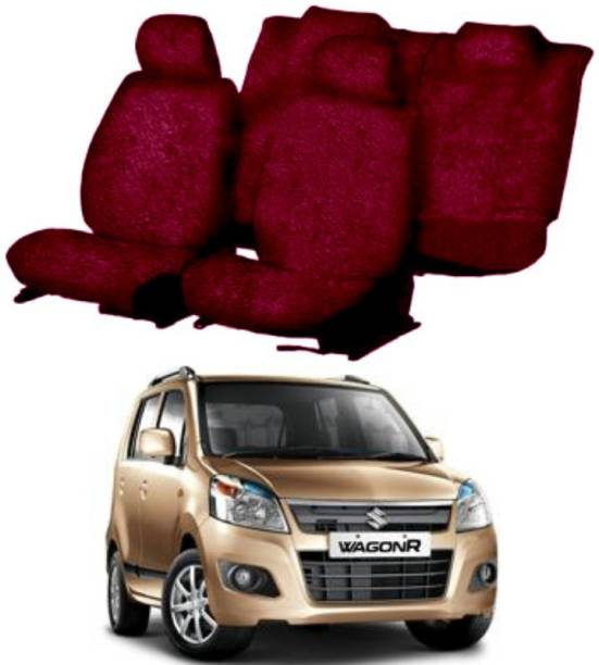 RUFUS Cotton Car Seat Cover For Maruti WagonR