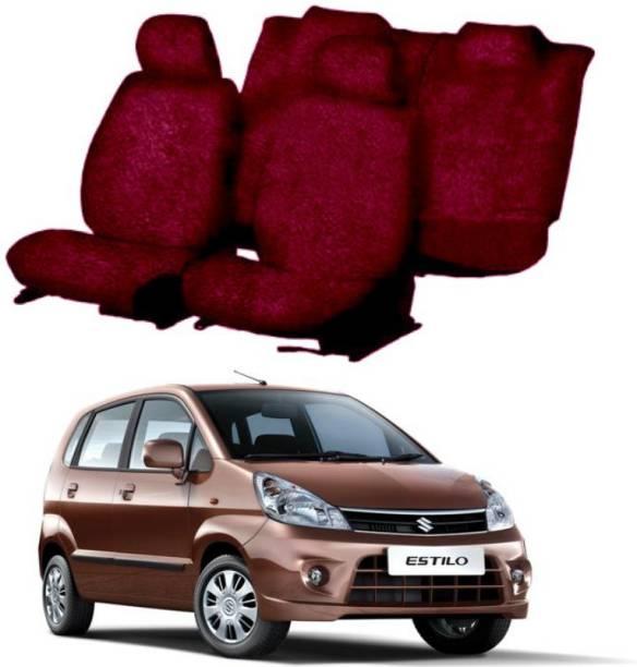 Chiefride Cotton Car Seat Cover For Maruti Zen Estilo