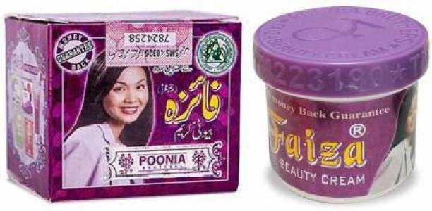 Faiza Beauty Cream [Pack Of 2] 100% (Original)