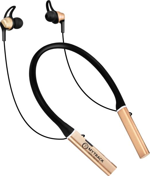 Mytrack MTJP10 Gold Bluetooth Bluetooth Headset