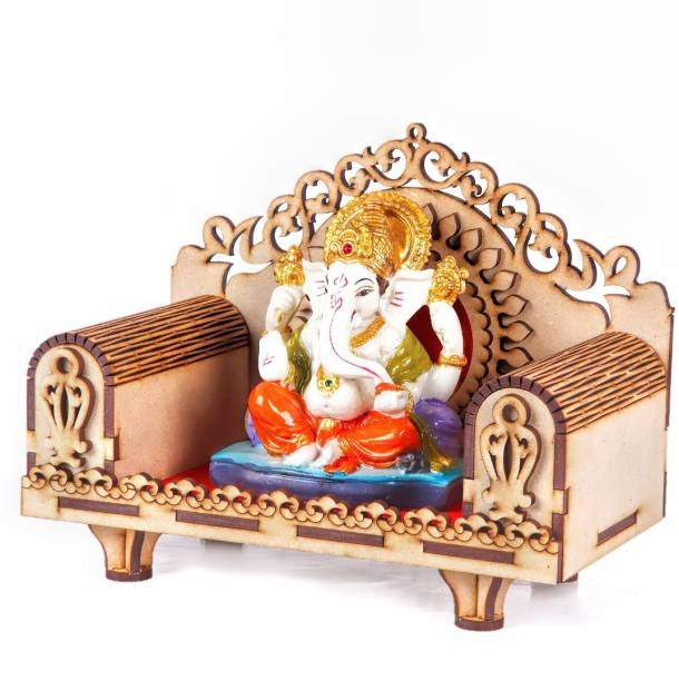 FRICOSTA Solid Wood Home Temple