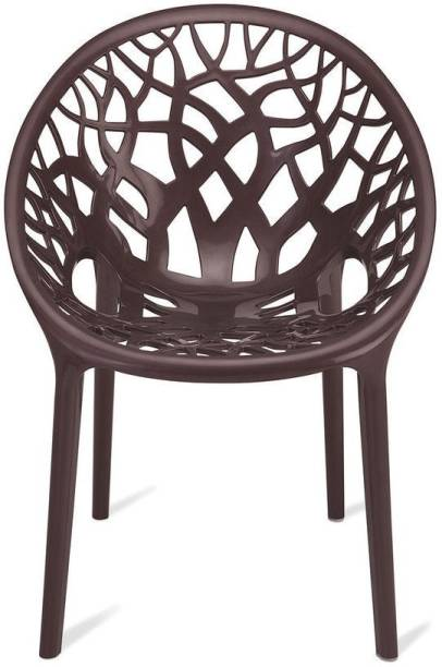 Nilkamal Crystal Plastic Outdoor Chair