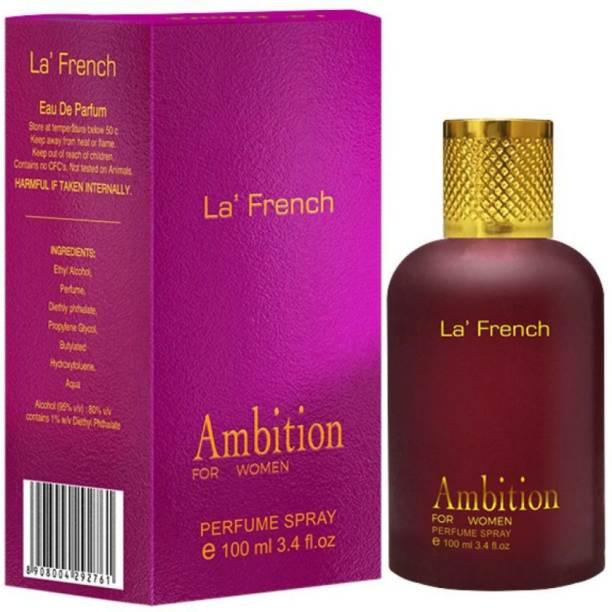 La' French FRENCH AMBITION Eau de Parfum  -  100 ml