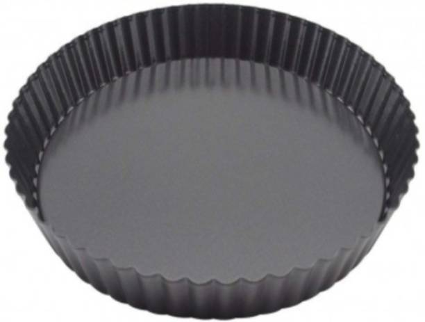 CRAZYGOL Pizza Tray Nonstick Kitchenware Baking Pan Round Pizza pack of 1 Pizza Maker