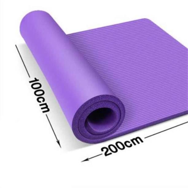 kluzie Anti-slip PVC Gymnastic Mat Sport Health Lose Weight Fitness Exercise Yoga Mat 6 mm Yoga Mat
