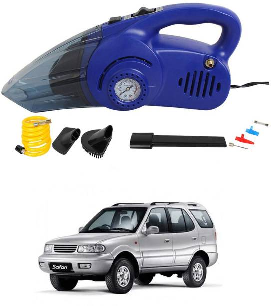 Oshotto 100W 2 in 1 Vacuum Cleaner cum Tyre Inflator for Tata Safari/Storme Car Vacuum Cleaner