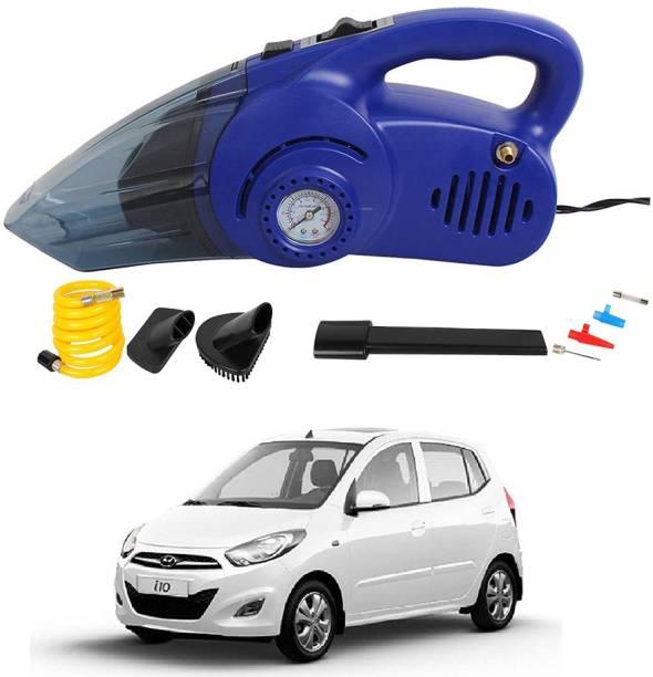 Oshotto 100W 2 in 1 Vacuum Cleaner cum Tyre Inflator for Hyundai i10 OLD Car Vacuum Cleaner