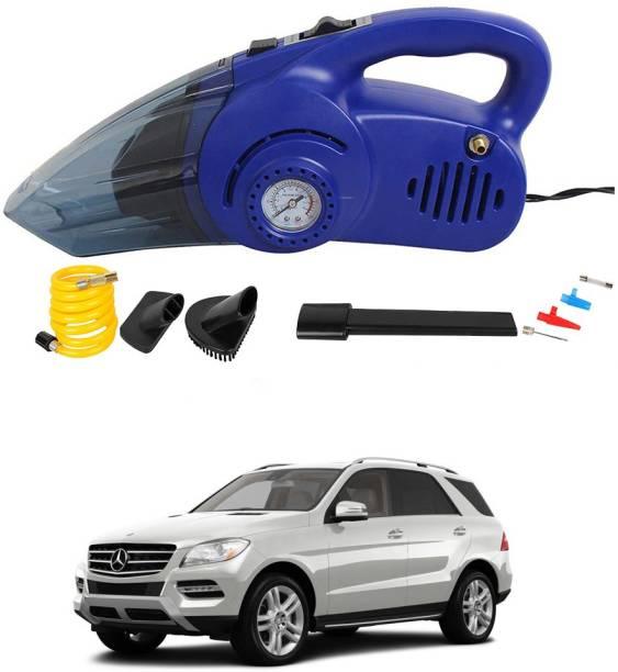 Oshotto 100W 2 in 1 Vacuum Cleaner cum Tyre Inflator for Mercedes-Benz Ml 250/350 Car Vacuum Cleaner