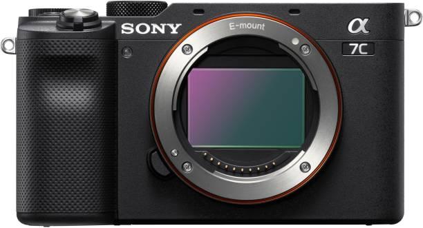 SONY ILCE-7C/BQ IN5 Mirrorless Camera Mirrorless