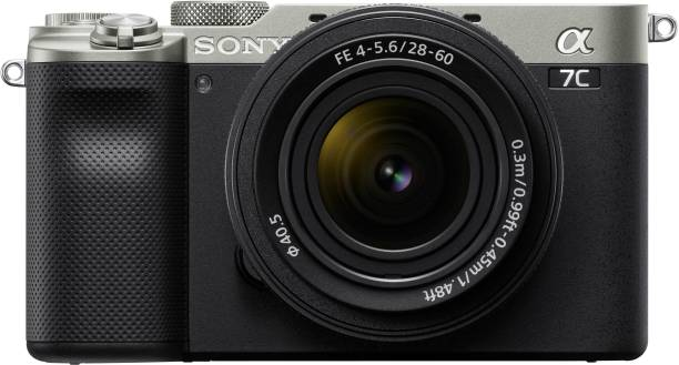 SONY ILCE-7CL/SQ IN5 Mirrorless Camera Mirrorless
